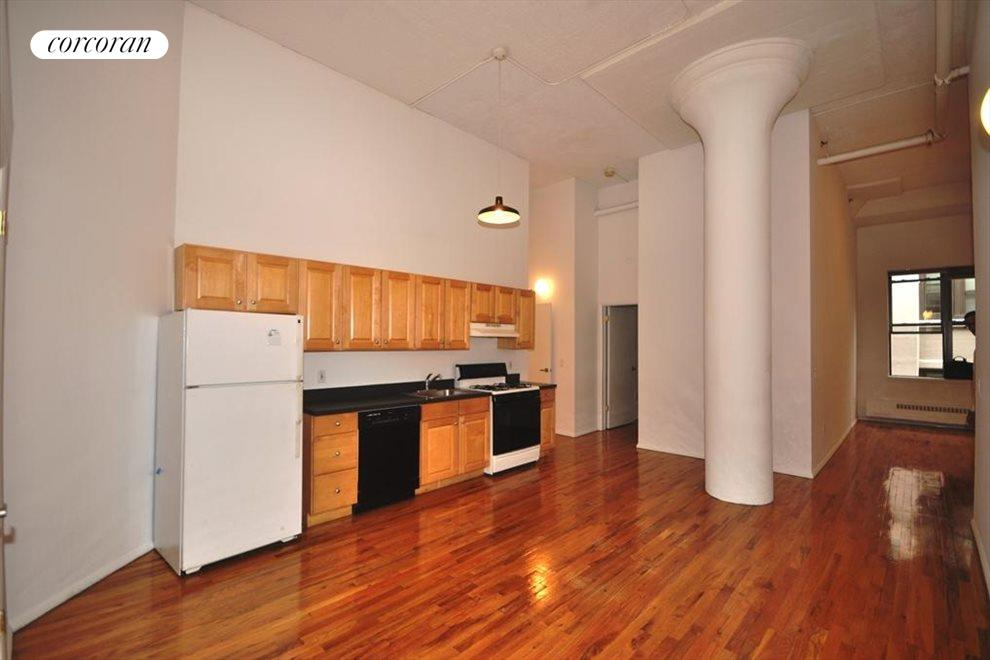 New York City Real Estate | View 204 Huntington Street, #2M | 3 Beds, 2 Baths