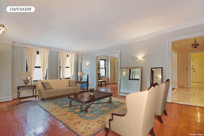 300 West 108th Street, 8C, Living Room