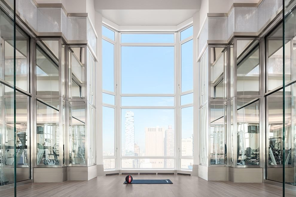New York City Real Estate | View 30 PARK PLACE, #PH82 | Gym