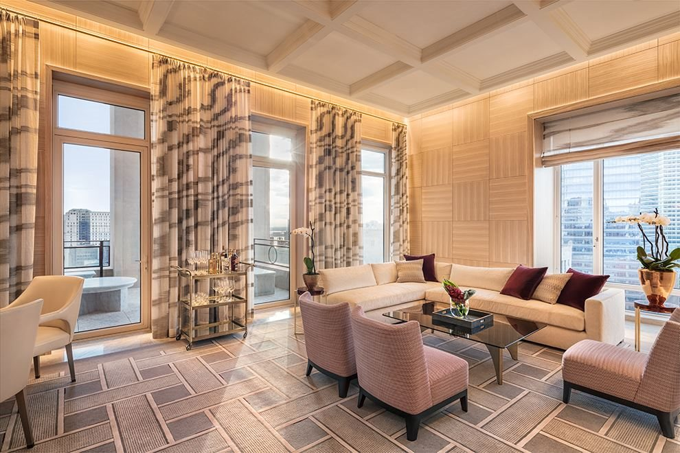New York City Real Estate | View 30 PARK PLACE, #PH82 | Lounge