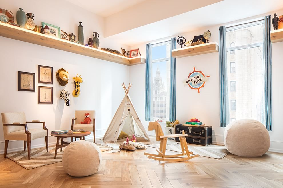 New York City Real Estate | View 30 PARK PLACE, #PH82 | Playroom