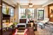 130 West 30th Street, 18FL, Library / Bedroom