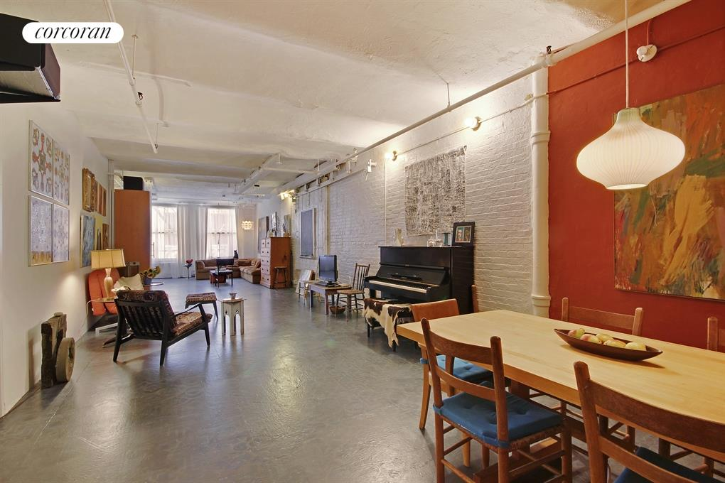 86 THOMAS ST, 3 FL, All the charm of a real Tribeca loft home
