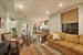 345 East 50th Street, 1B, Kitchen / Living Room