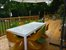 Sag Harbor, Outdoor dining area