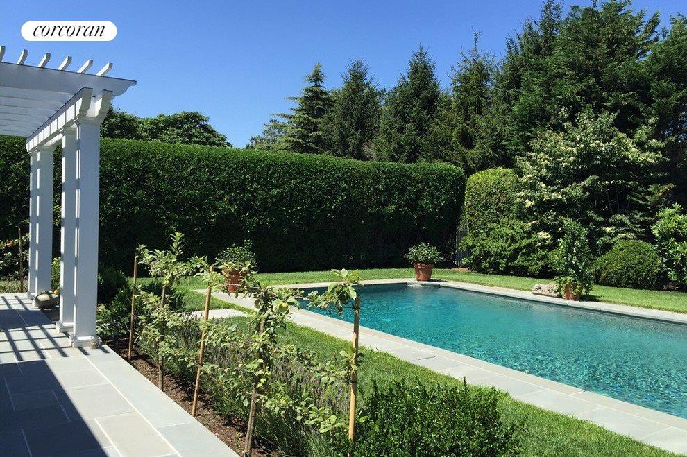 New Gunite pool