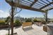 61 Jane Street, 2D, Landscaped roof deck with 360 degree views