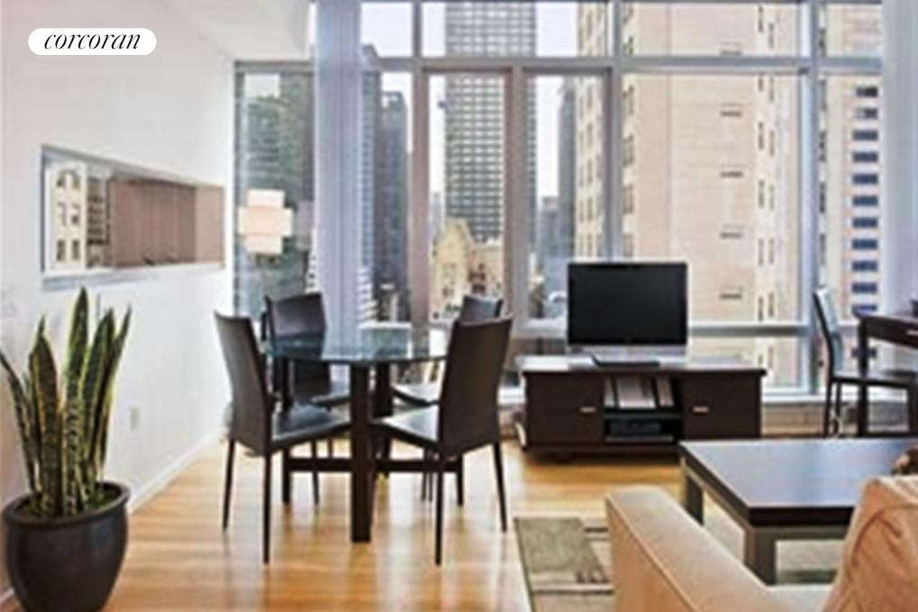 18 West 48th Street, 29C, Dining Room
