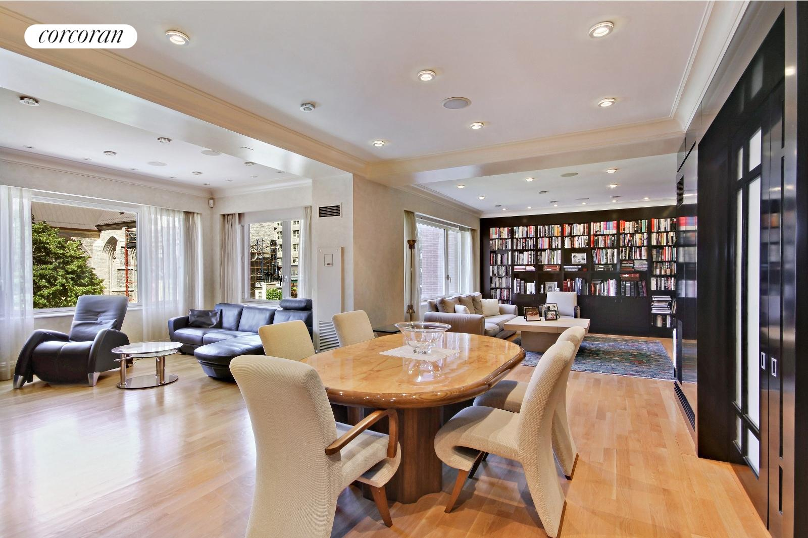 Corcoran 181 east 65th street apt 6a upper east side for Upper east side apartments for sale