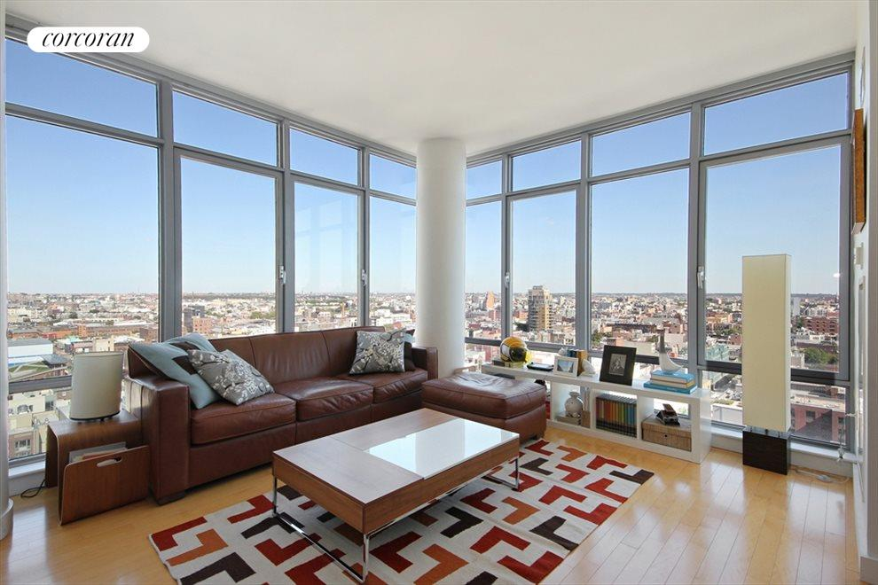 Endless north-eastern views from every room!