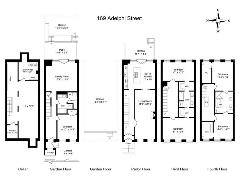Total Floor Plans 1