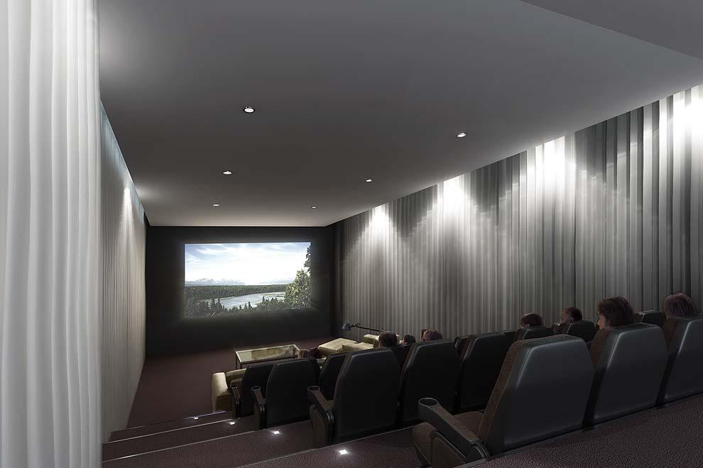 Avery Cinema / Screening Room