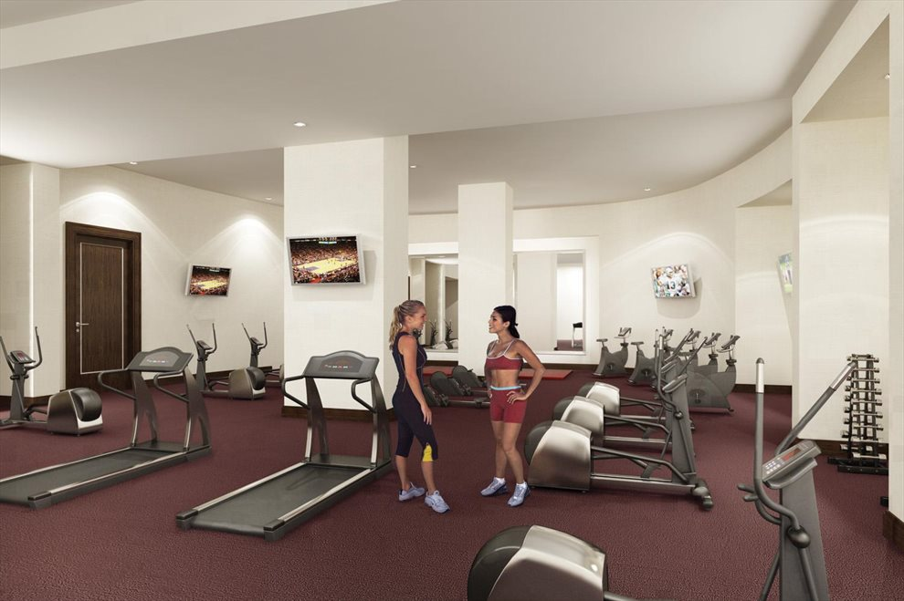 Avery Fitness Center / Gym