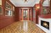 181 East 64th Street, Formal den with inlaid wood floors & paneling