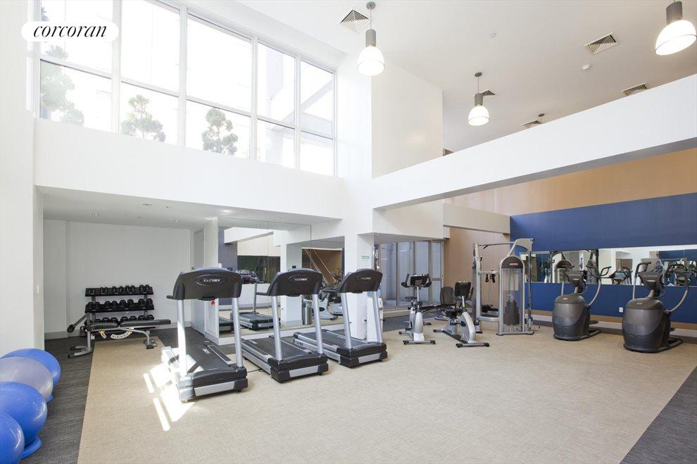 Fitness Center w/Yoga Studio