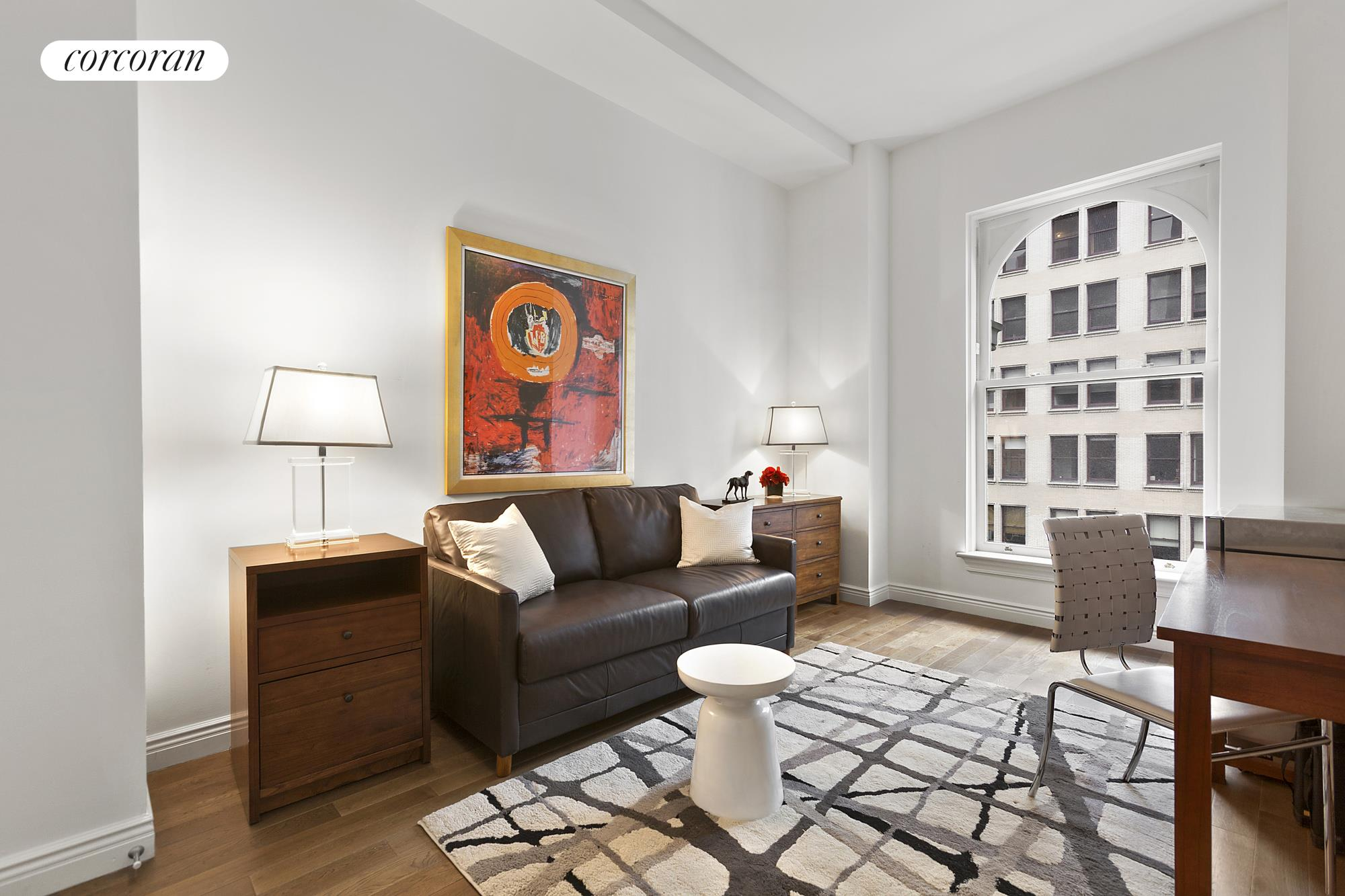 225 Fifth Avenue, PH-L, Living Room