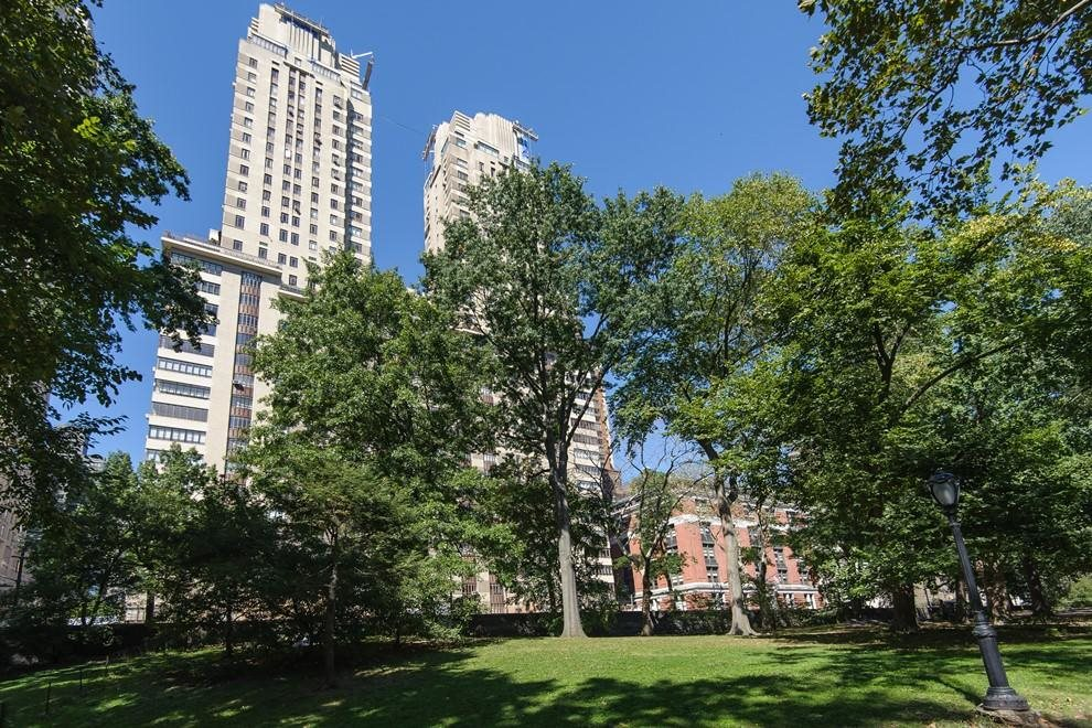 Central Park West at West 62nd Street