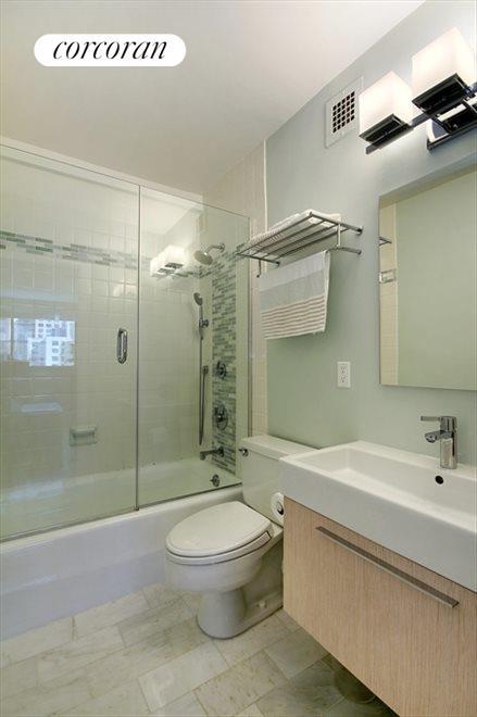 Stunning Master Bathroom