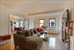 49 East 96th Street, 15-16E, Living Room