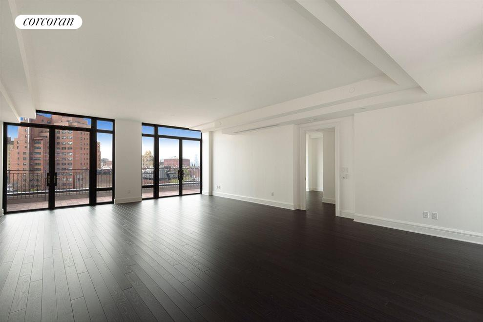 New York City Real Estate | View 155 West 11th Street, #PH7 WEST | 3 Beds, 3.5 Baths