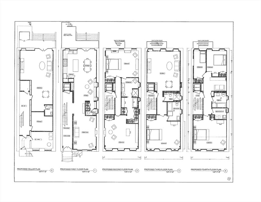 New York City Real Estate | View 22 Strong Place | Floorplan