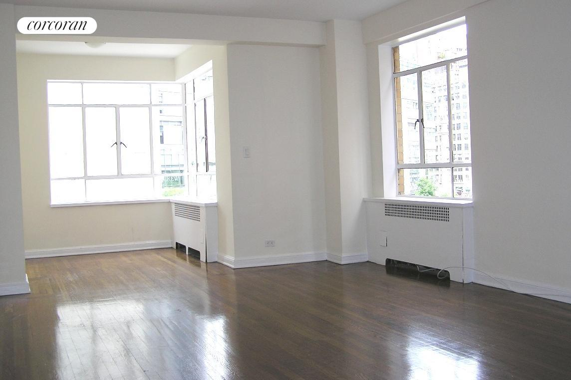 240 Central Park South, 5R, Living Room