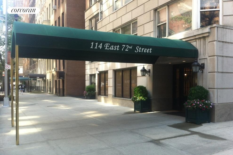 114 East 72nd Street, 1D, Waiting Room