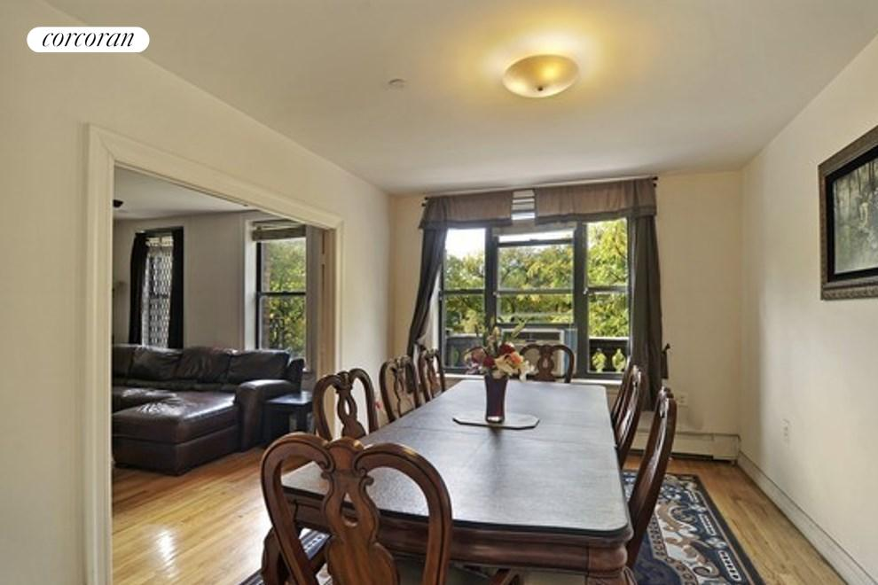 45 West 110th Street, 3F, View