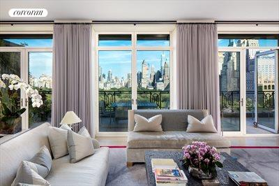 New York City Real Estate | View 15 Central Park West, #PH16/17B | room 1