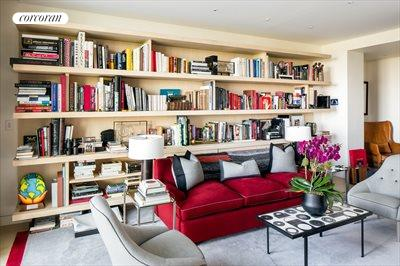 New York City Real Estate | View 15 Central Park West, #PH16/17B | Library