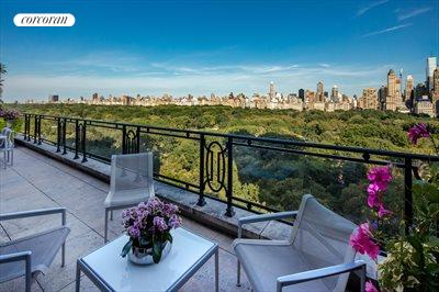 New York City Real Estate | View 15 Central Park West, #PH16/17B | room 6
