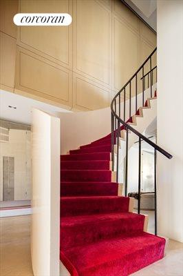 New York City Real Estate | View 15 Central Park West, #PH16/17B | Staircase