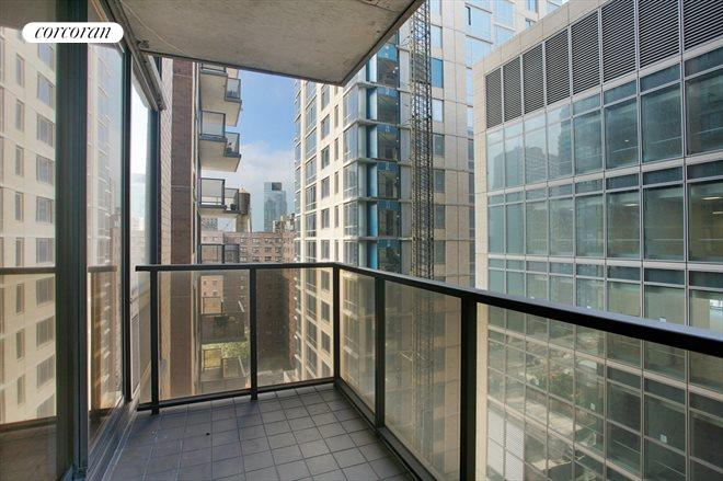 161 West 61st Street, 11E, Terrace
