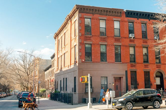 379 4th Street, #1, Central Park Slope Charm