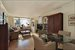 1760 Second Avenue, 14A, Living Room / Dining Room