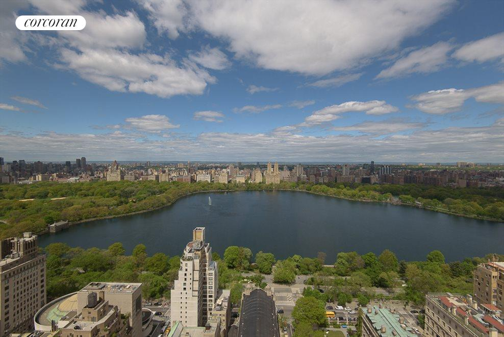 Central Park and Reservoir View