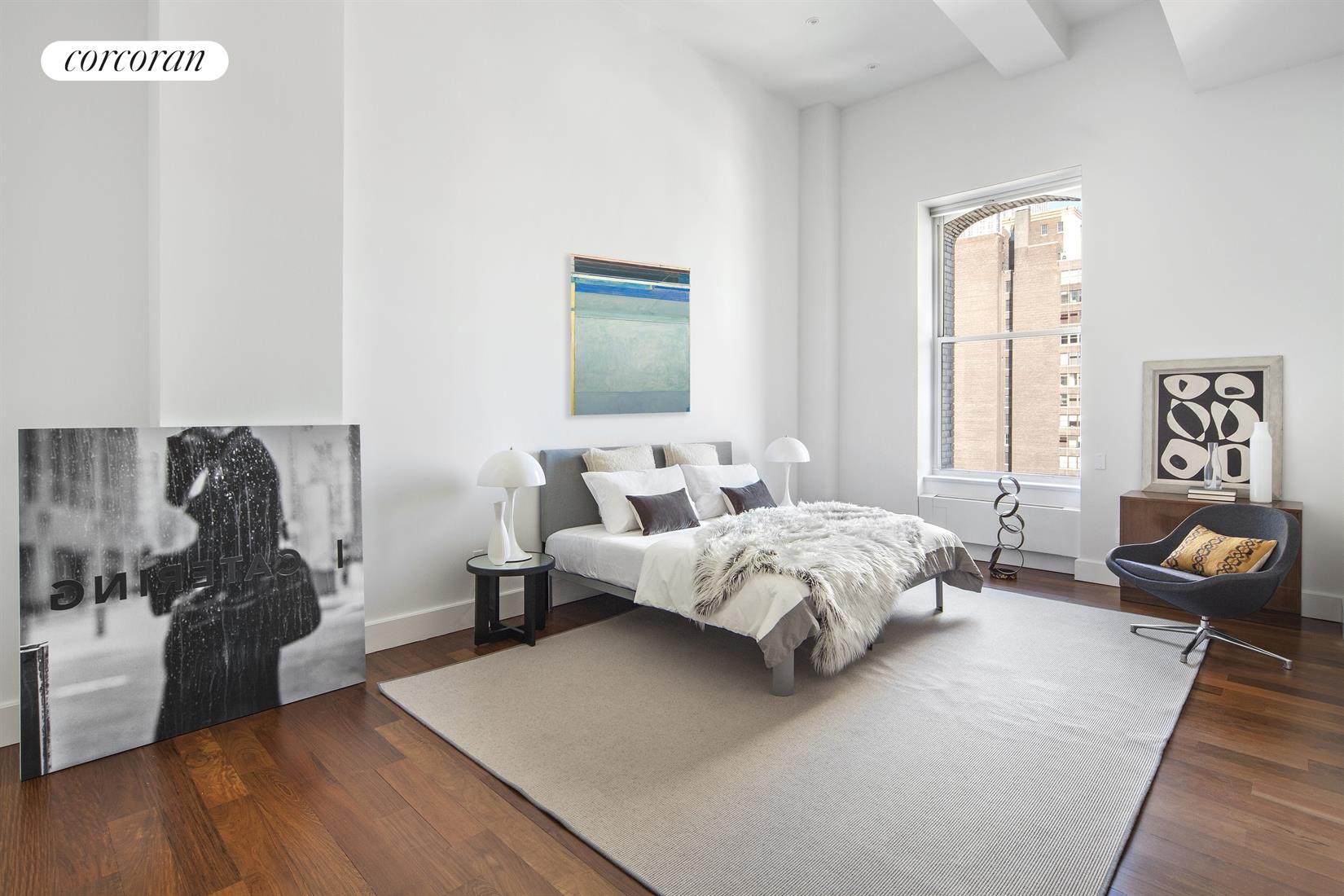15 East 26th Street, 17E, Living Room