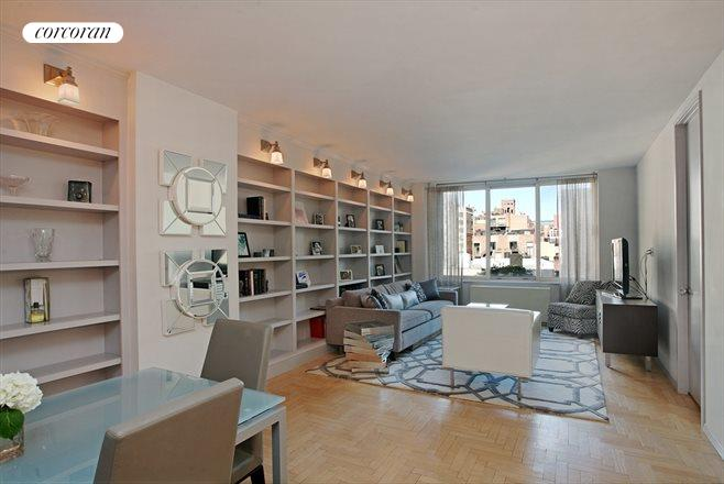 170 East 87th Street, W8D, Living Room/Dining Room