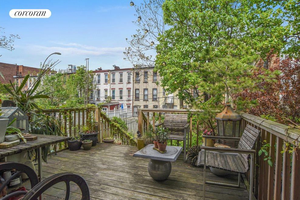 Outdoor Deck/Terrace