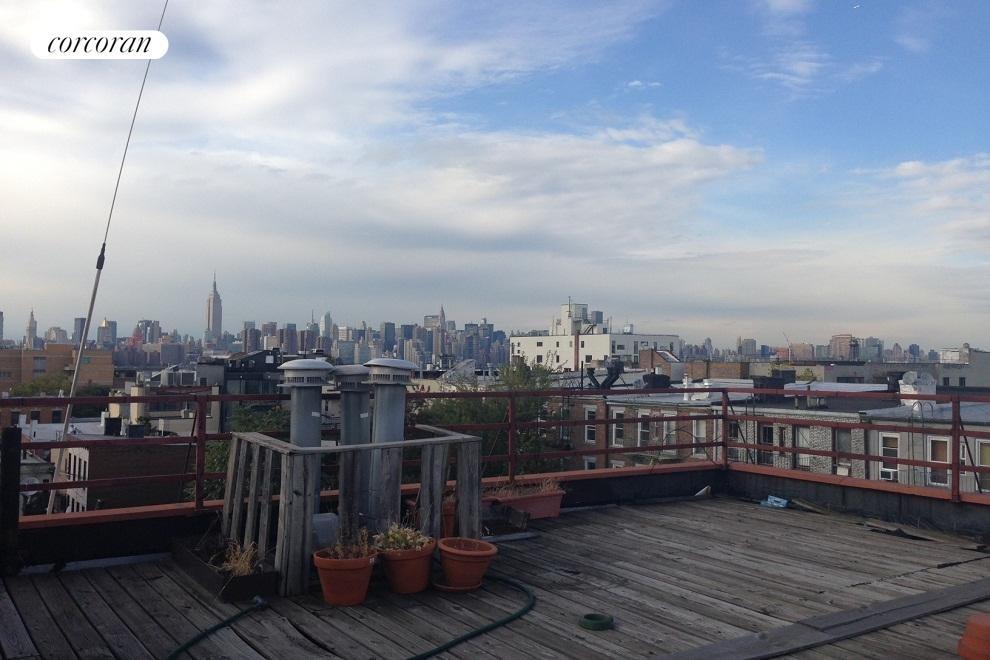 Panoramic Views of the Skyline