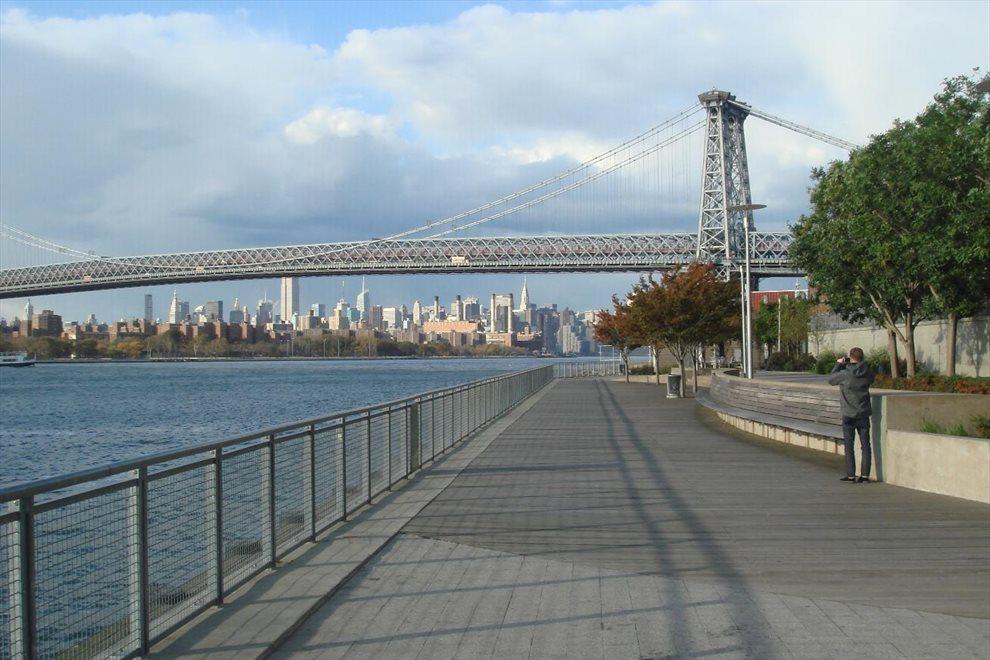Esplanade on Waterfront