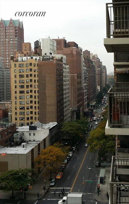Western 79th Street View from Balcony