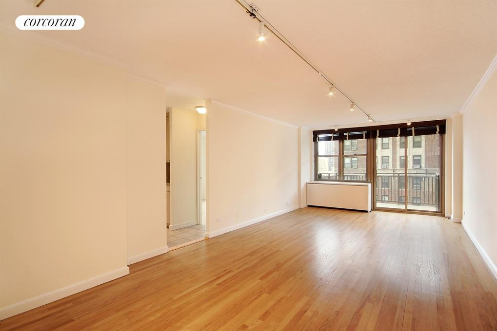 301 East 79th Street, 15J, Spacious Living/Dining with Balcony