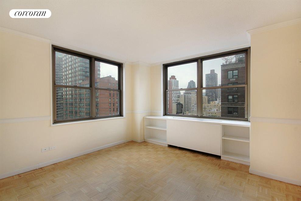 Corner 2nd Bedroom with Open City Views