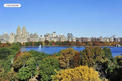 Magnificent views of Central Park & the Reservoir