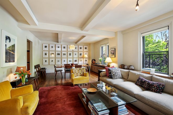 45 Fifth Avenue, 2AB, Living Room