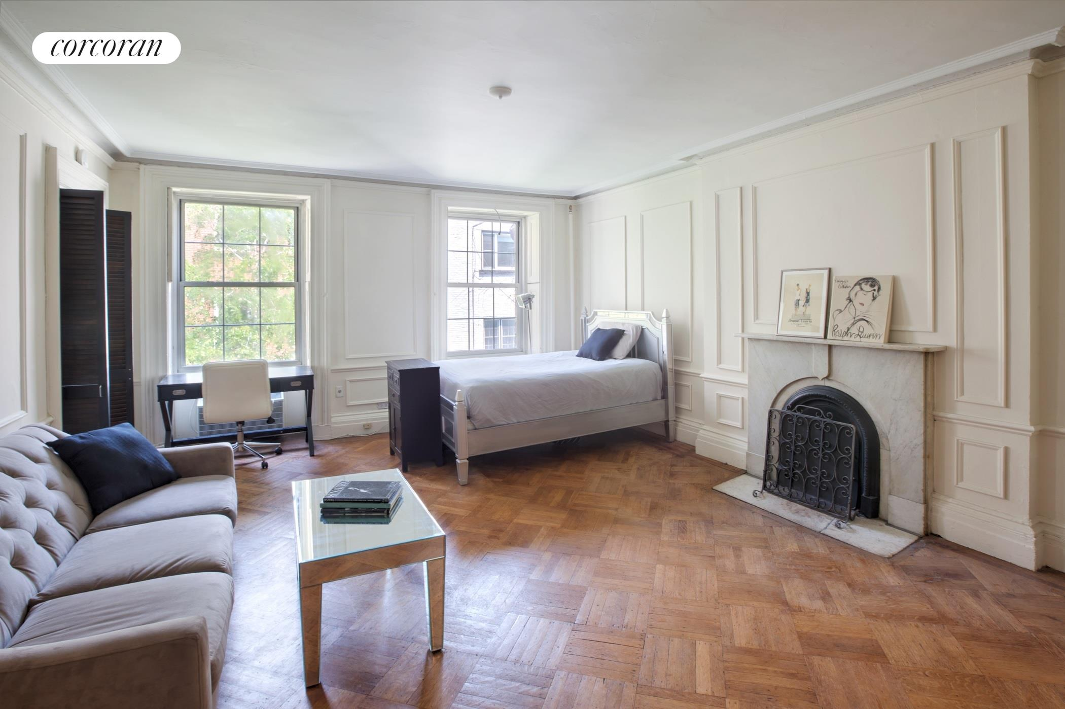 109 East 19th Street, 4R, Northern Exposures with Quaint Townhouse Views