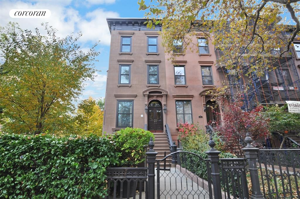 Corcoran 56 2nd Place Carroll Gardens Real Estate Brooklyn For