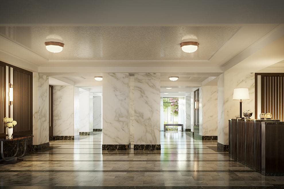New York City Real Estate | View 160 West 12th Street, #78 | 24 hour attended lobby