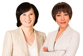 Carrie Chiang/Janet Wang Team